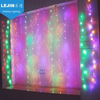 pvc New item multicolor christmas light show Made in China