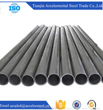 Water Pipe Round ERW Steel Pipes and Tubes for Drain Field