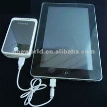 universal external portable charger dual usb mini power bank 11200mah for ipad2,iphone,blackberry,HTC,samsung,Nokia,
