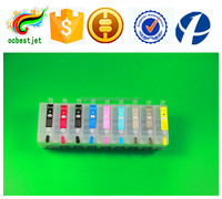 Cartridges for printers. Ink cartridge for Epson P600 cartridge box