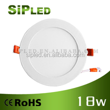 CE&RoHS Approved 18W LED Light Source led panel light with best quality