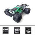New arrival 2.4g high speed big wheels cyclone rc car