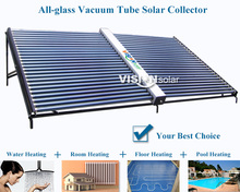Most Economical Concentrated Vacuum Tube Solar Collector China