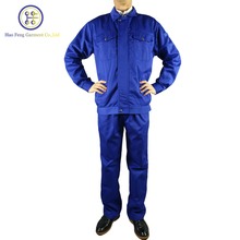 Customized Cheap Unisex Protective factory workers coverall uniforms
