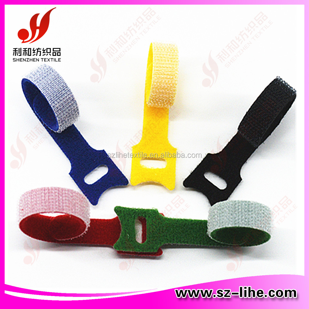 Shenzhen Eco-friendly adjustable back to back wire cable tie