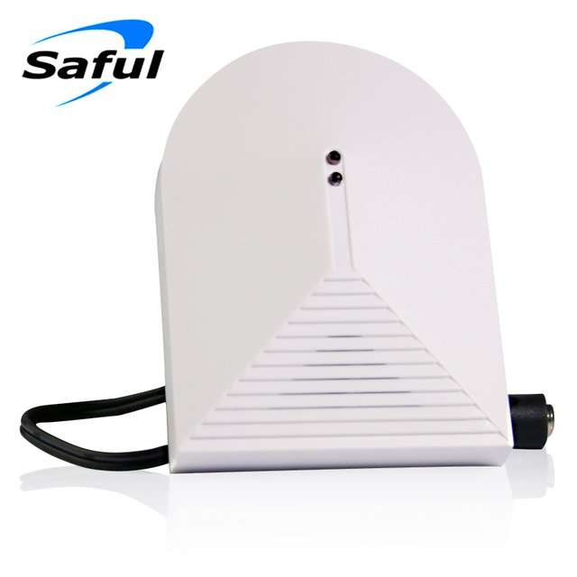 Saful Glass Break Detector for gsm alarm system