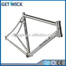 Special Designed Carbon Ti Bicycle Frame for Mountain Road