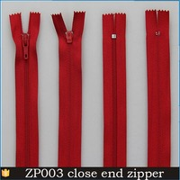 Cool summer hot sale 5 Zipper for China apparel supplier No.3 nylon zipper for striped knit dress