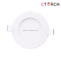high quality round led panel light 24W RoHS