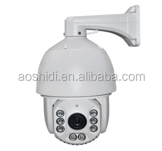 AHD High Speed Dome PTZ Camera (6inch case)