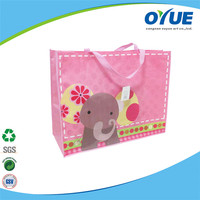 Customized top quality Factory hot sale eco supermarket non woven bags