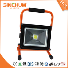 Camping Battery Operated 30W Led Flood Rechargeable Lights