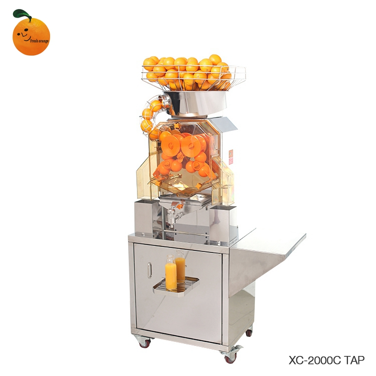High Quality Squeezed Orange Juice Machine