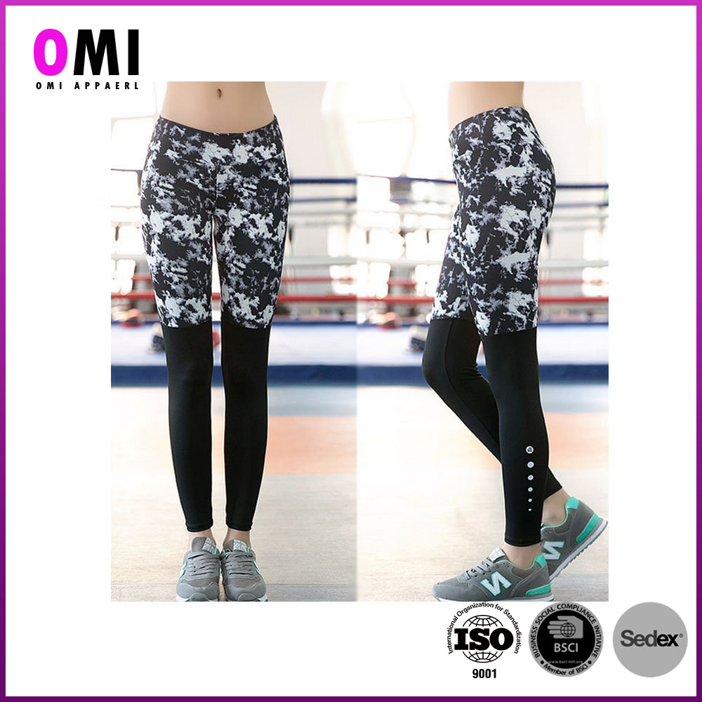 dropshipping service leggings sport customized maternity leggings color ombre womens yoga leggings