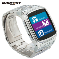 hot selling new design products waterproof smart wrist digital multimedia gps tracker watch phone