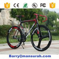 Popular High Quality Outdoor Fitness Speed Street Strider Bicycle 3 Wheel Sports Racing Bicycle Highway Speed Aluminum Bike