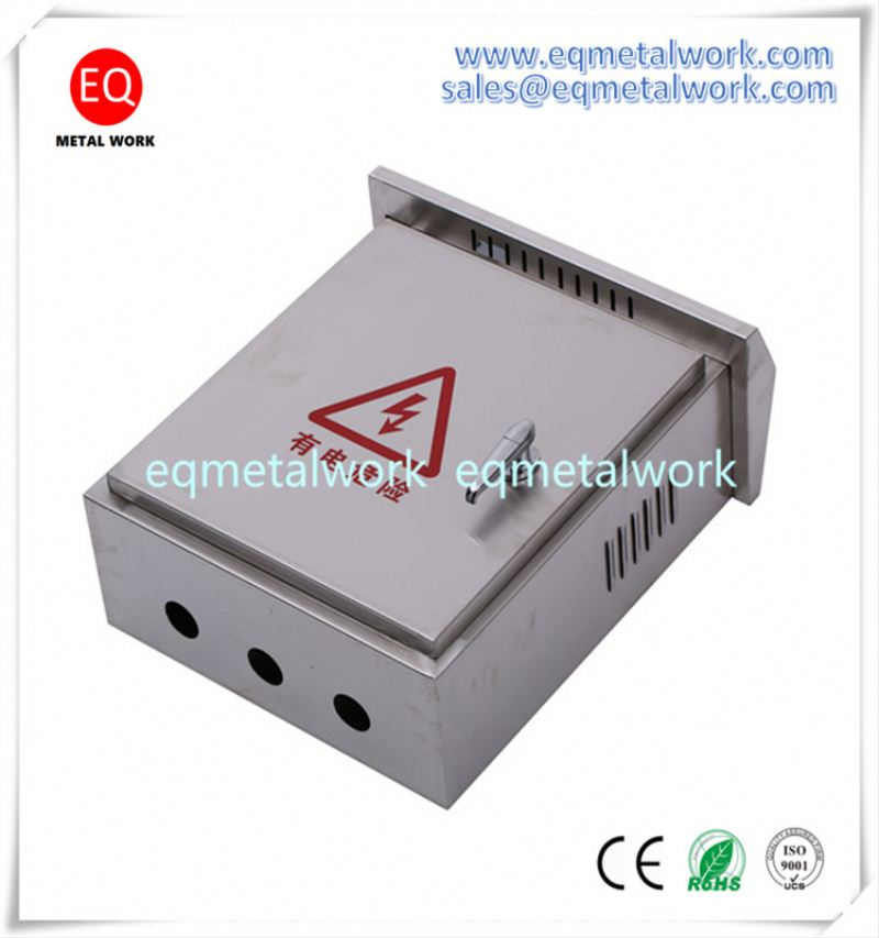 Metal control panel distribution box central distribution box
