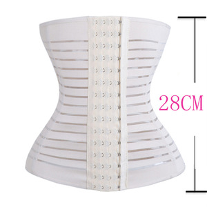 Top Supplier Underbust Corset waist trainer corset with Steel Boned With Eye & Hooks