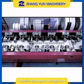 Good quality guaranteed cold high speed angle iron roll forming machine