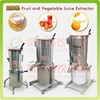 automatic fruit/food industrial blenders for smoothies apple juice machine