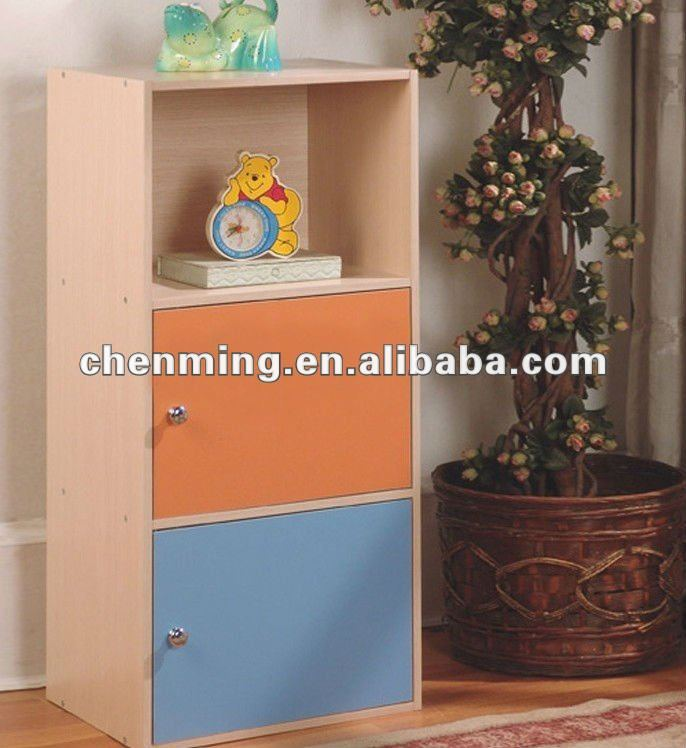 particle board storage cabinet