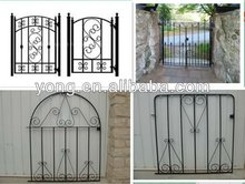 new style hand made iron gate