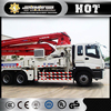 China Top Brand XCMG Concrete Pump HB37 truck for sale