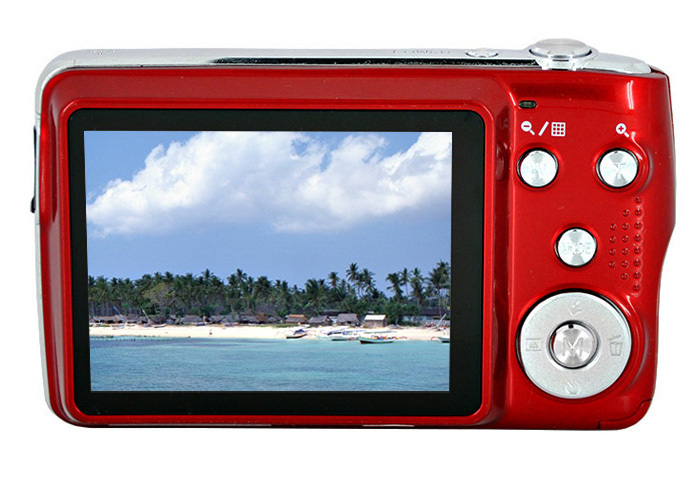"hot saling nice 5X optical zoom 2.7"""" TFT LCD digital camera DC-800OE"