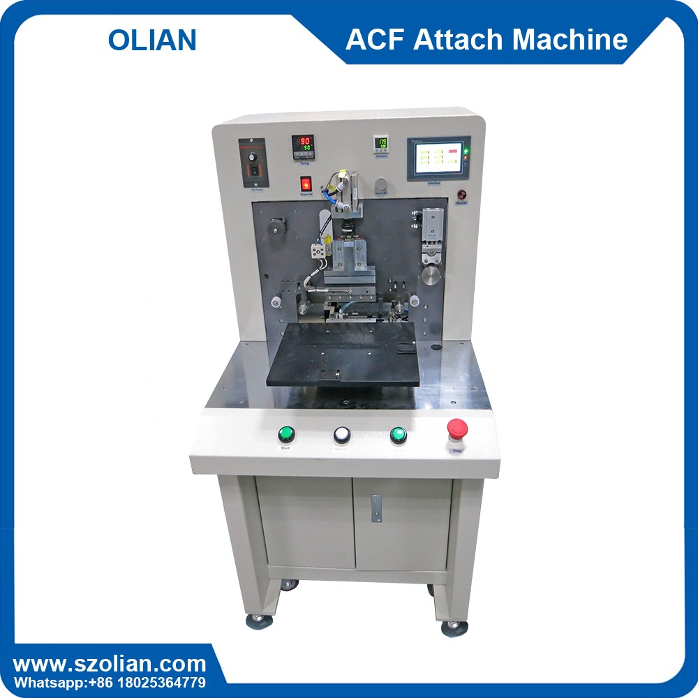 "1~12"" Semi-automatic ACF pre- affixed equipment ACF single station machines"