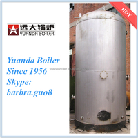coal /wood fuels fired water furnace boiler for residential household heating