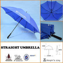 personal size outdoor parasol sun golf umbrella with customized logo