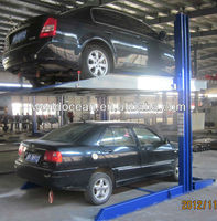 2.7 ton auto car park system for home use