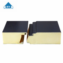 Polyurethane Foam PU Insulation Board Freezer Refrigeration Storage Used PU Sandwich Panel