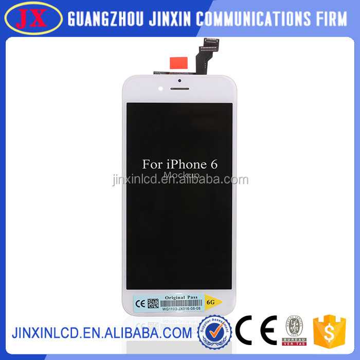 Wholesale alibaba new products,Original for iphone 6 lcd digitizer assembly,for iphone 6 lcd screen