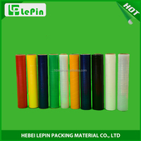 clear pe stretch film wrapping film