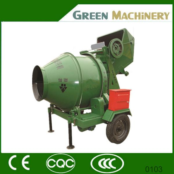 Fully automatic concrete machine concrete pigment