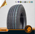 Chinese camrun Brand Whosale Semi Truck Tires 12R22.5 CR939 for UAE