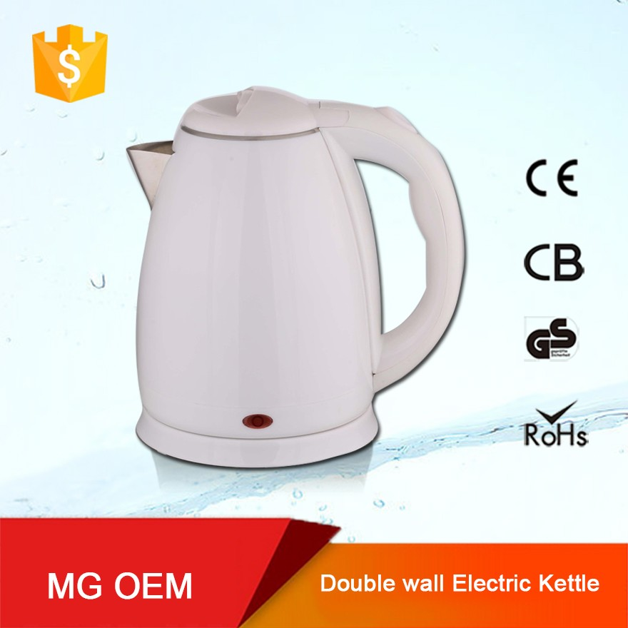 cute white small electrical appliance cordless water boiler
