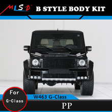 Auto Parts High Quality Perfect Fitment B Style Bodykit for Mercedes Benz G class W463