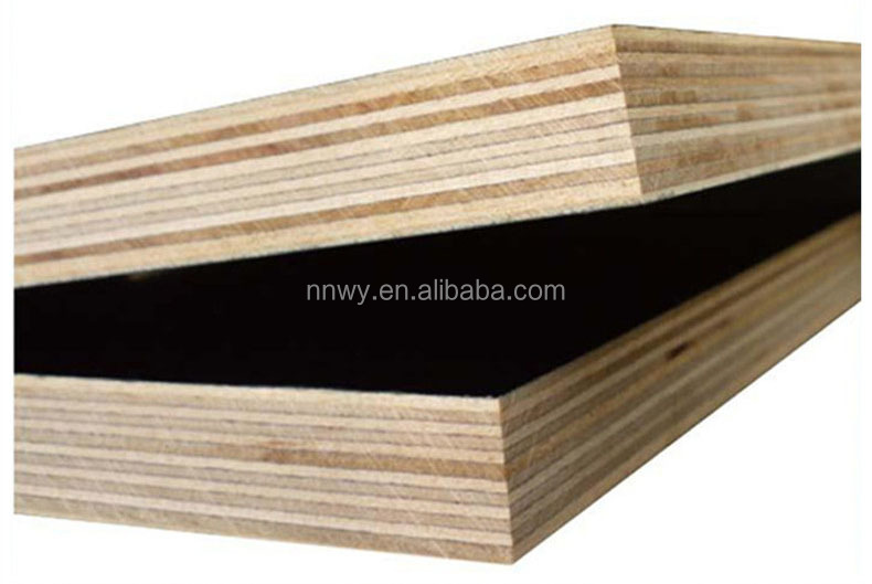 Outdoor Usage and 9-Ply Boards Plywood Type shuttering formwork