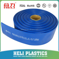 Korean Quality PVC Drip Irrigation SGS synthetic rubber fire hose