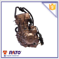 Vertical 4 stroke 250cc water-cooling motorcycle engine with factory price