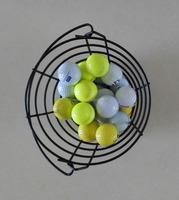 Metal Golf Ball Basket