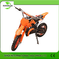 china import 50cc dirt bike new design for sale/SQ-DB01