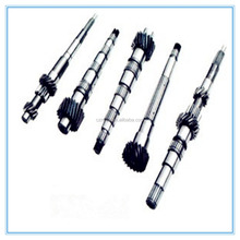 top quality steel worm gear shaft