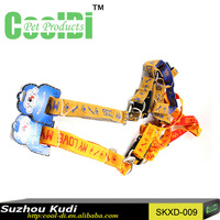 New design hot sale pet harness nylon dog leash and harness comfort dog harness