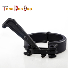 Schwing concrete pump pipe clamp, high pressure 6 inch wedge pipe clamp