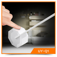 cheapest UY hot sale led rechargeable dimmable hotel bed lamps led