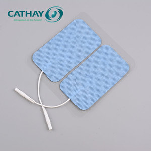 Factory price FDA certificated tens electrode pads for tens massage