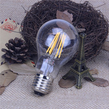 Gold Supplier filament dimmable e27 day night light sensor led bulb for home